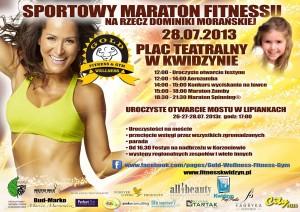 sportowy maraton fitensu