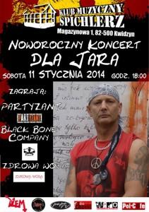 koncert Jaro plakat